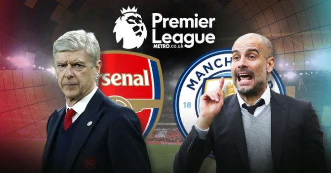 «Манчестер Сити» обыграл «Арсенал»