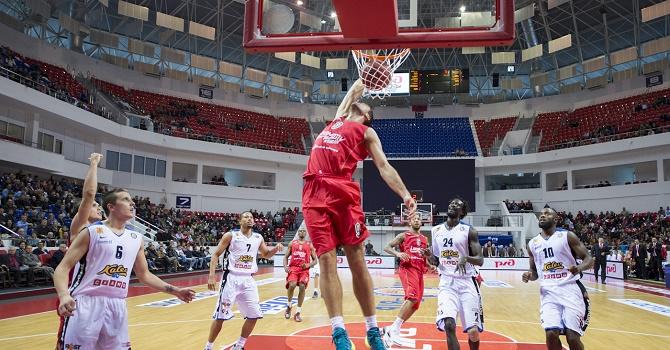 «Автодор» – «Локомотив-Кубань»: баскетбол по-саратовски