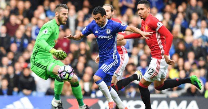 «Челси» обыграл «Манчестер Юнайтед» вматче чемпионата Британии