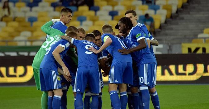 «Динамо» Киев – «Ворскла»: центральный матч тура