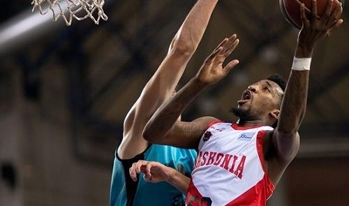 Баскетбольные «Химки» вырвали победу у«Басконии»
