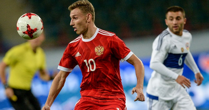 Молодежная сборная Российской Федерации обыграла Армению ивышла напервое место
