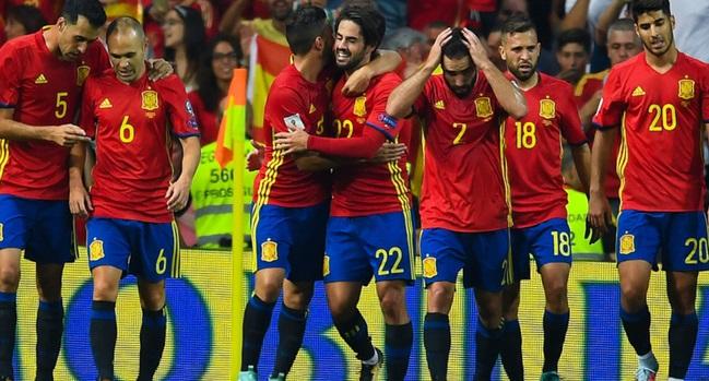 Испания – Коста-Рика: легкая победа хозяев?