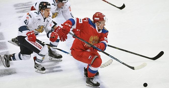 Швейцария – Россия: порадуют ли россияне?