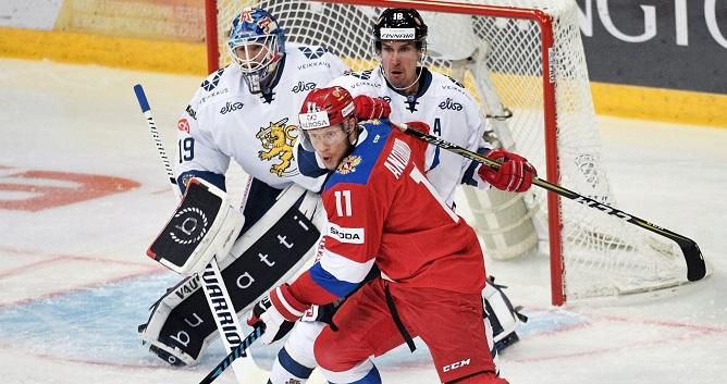Россия – Чехия: кто удачно завершит турнир?