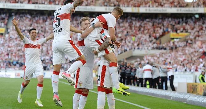 Дортмундская «Боруссия» потерпела 3-е поражение подряд, проиграв «Штутгарту»