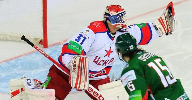 ЦСКА нанес «АкБарсу» 4-ое поражение впоследних 5-ти матчах