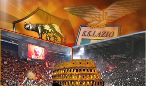 «Рома» обыграла «Лацио» вримском дерби врамках 13-го тура чемпионата Италии