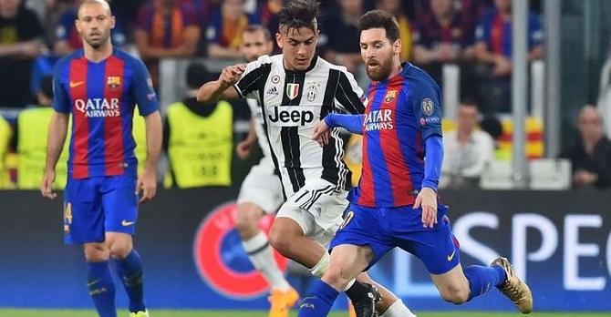 «Барселона» сыграла вничью с«Ювентусом» ипробилась вплей-офф Лиги чемпионов