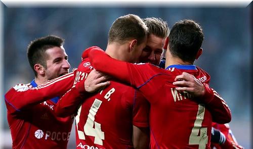 ЦСКА примет «Бенфику» вматче Лиги чемпионов