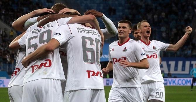 «Локомотив» примет на собственном поле «Копенгаген»