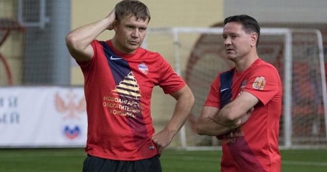 Лидер ФНЛ «Енисей» сыграл вничью с«Балтикой» вматче 25-го тура главенства