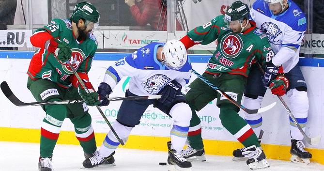 «Ак Барс» - «Салават Юлаев»: будет ли реванш в «зеленом дерби»?