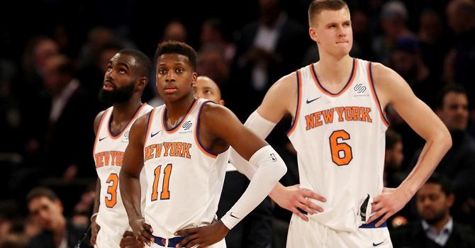 «Нью-Йорк Никс» - «Майами Хит»: смогут ли «Никсы» прервать серию поражений?