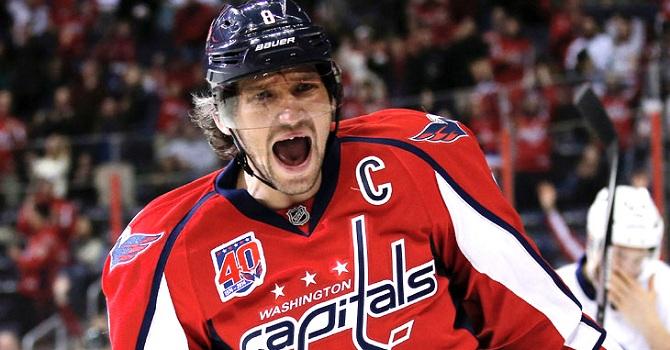 НХЛ. Дубль Кузнецова неспас «Вашингтон» отпоражения вматче с«Лос-Анджелесом»
