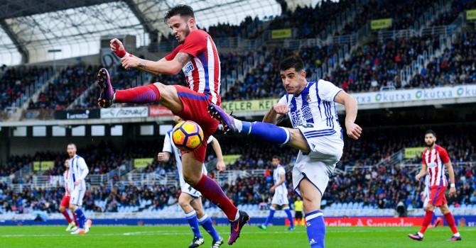 «Атлетико» – «Реал Сосьедад»: на что поставить в матче?