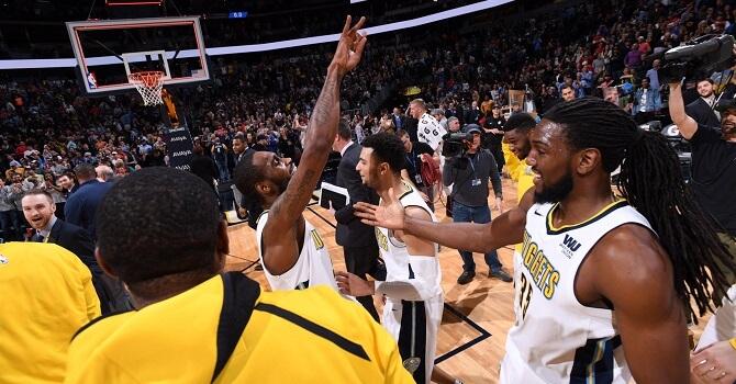 «Денвер Наггетс» - «Лос-Анджелес Лейкерс»:  смогут ли «самородки» добиться легкой победы?