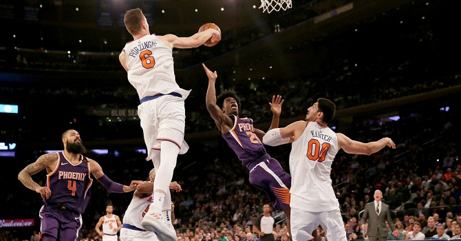 «Нью-Йорк Никс» - «Орландо Мэджик»: удастся ли «магам» остановить соперника?