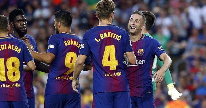 «Барселона» - «Спортинг»: оставят ли испанцы шанс соседям?