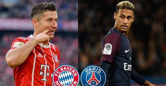 «Бавария» – ПСЖ: центральный матч вторника