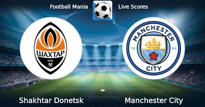 «Шахтер» - «Манчестер Сити»: будет ли Украина в плей-офф?