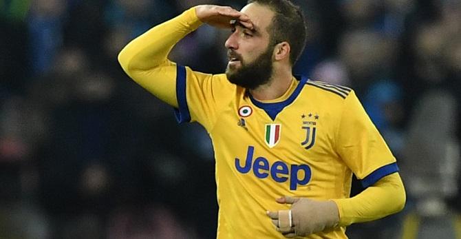 «Ювентус» несмог побороть «Интер» вматче чемпионата Италии пофутболу