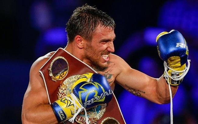 Ломаченко защитил титул чемпиона мира поверсии WBO