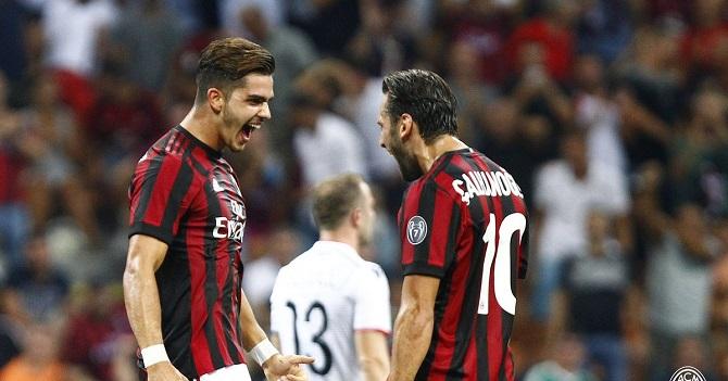 «Милан» одержал первую победу при Гаттузо