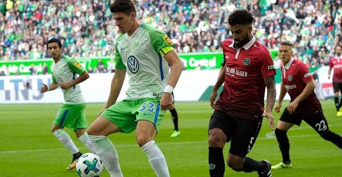 «РБЛейпциг» сыграл вничью с«Вольфсбургом» ивновь прошляпил очки