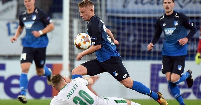 «Штутгарт» проиграл «Хоффенхайму», продлив серию без побед дочетырех матчей