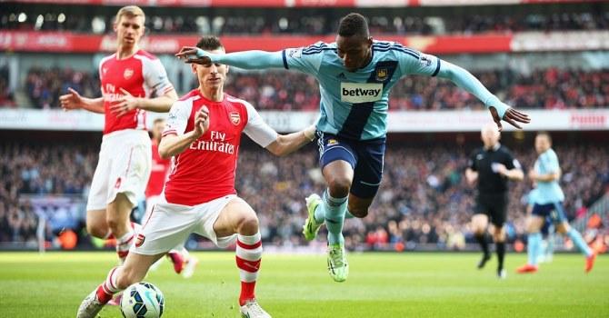 «Арсенал» обыграл «Вест Хэм» ивышел вполуфинал Кубка лиги