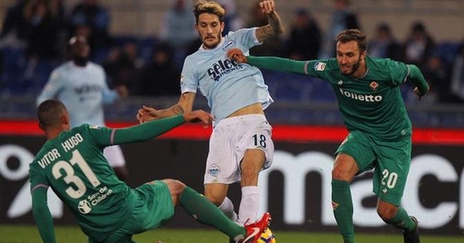 «Лацио» обыграл «Фиорентину» ивышел вполуфинал Кубка Италии