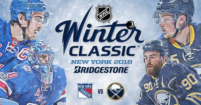 «Рейнджерс» победили «Баффало» в«Зимней классике» НХЛ
