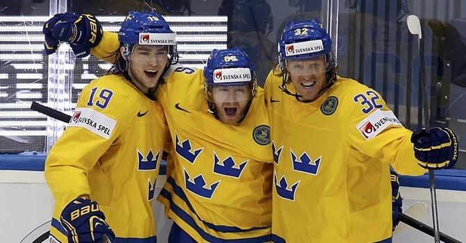 США U20 – Швеция U20: кто станет первым финалистом МЧМ?