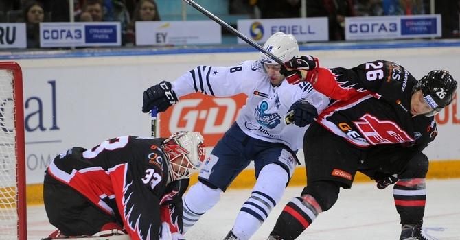 «Адмирал» - «Авангард»: смогут ли «моряки» показать красивый хоккей?