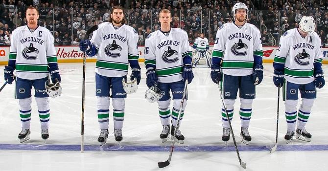 «Торонто» - «Ванкувер»: канадская битва.