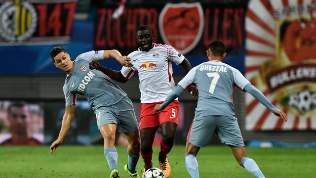 «Монако» выбил «Ниццу» изрозыгрыша Кубка французской лиги