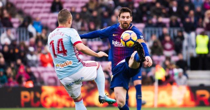 «Барселона» – «Сельта»: сделают ли сенсацию «кельты»?