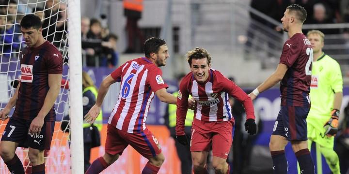 «Эйбар» – «Атлетико»: кто выиграет поединок?