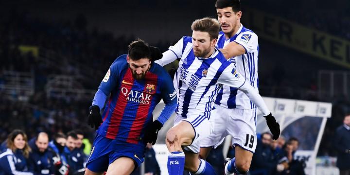 «Реал Сосьедад» – «Барселона»: будет ли победитель в матче?