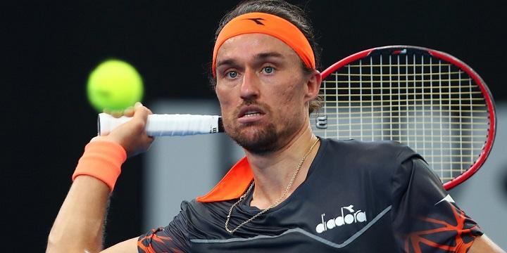 Долгополов стал участником 2-го круга Australian Open