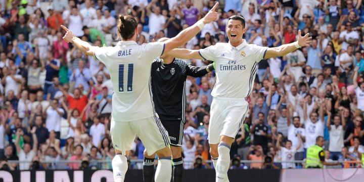 «Реал» вырвал победу у«Леганеса» впервом матче ¼ финала Кубка Испании