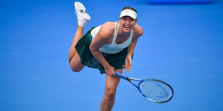 Кербер пригодился час, чтобы выбить Шарапову изAustralian Open