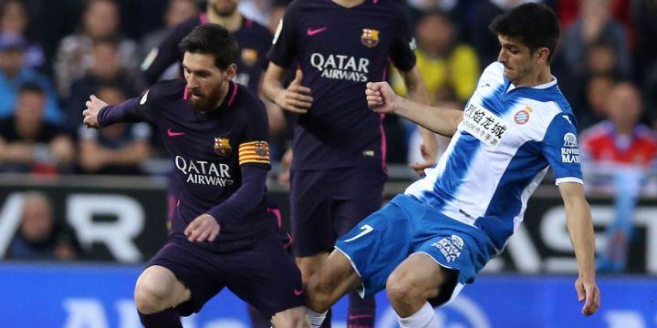 Прогноз матч Эспаньол— Барселона 04.02.2018