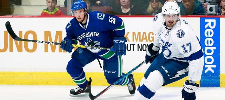 «Тампа-Бэй» - «Ванкувер»: удастся ли Сединам взять реванш за недавнее поражение на своем льду?
