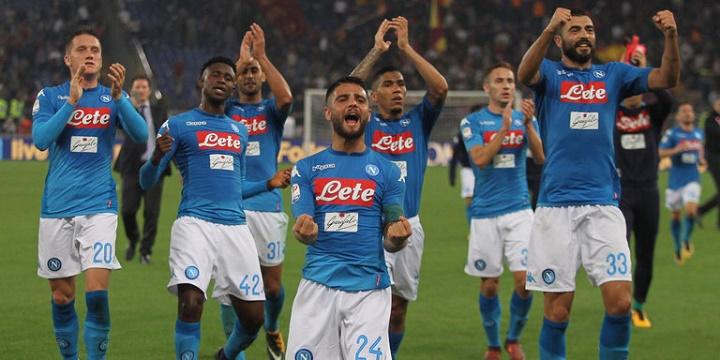 «Наполи» - «Лацио»: центральный матч тура