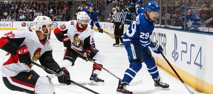 «Торонто» - «Оттава»: чем порадует эта канадская битва?