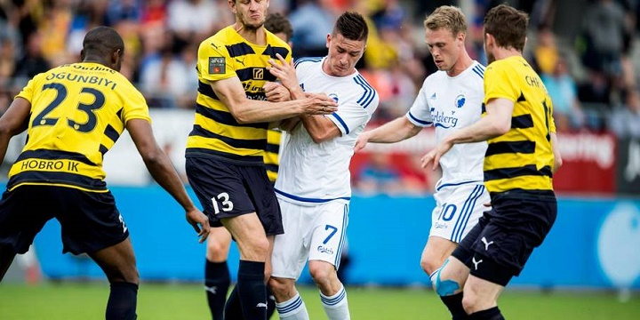 «Хобро» - «Орхус»: как закончится очередной тур датской Суперлиги?