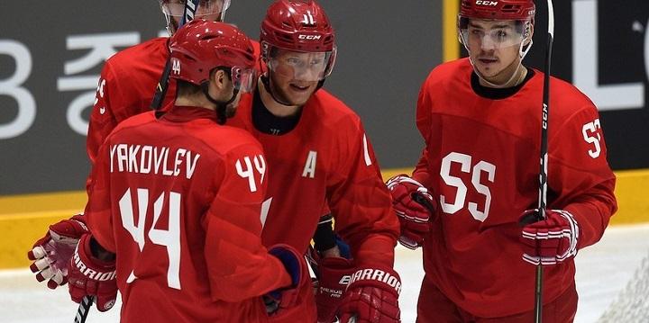 Словакия – Россия: как команды начнут олимпийский турнир?