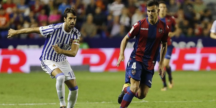 «Реал Сосьедад» – «Леванте»: смогут ли выиграть баски?